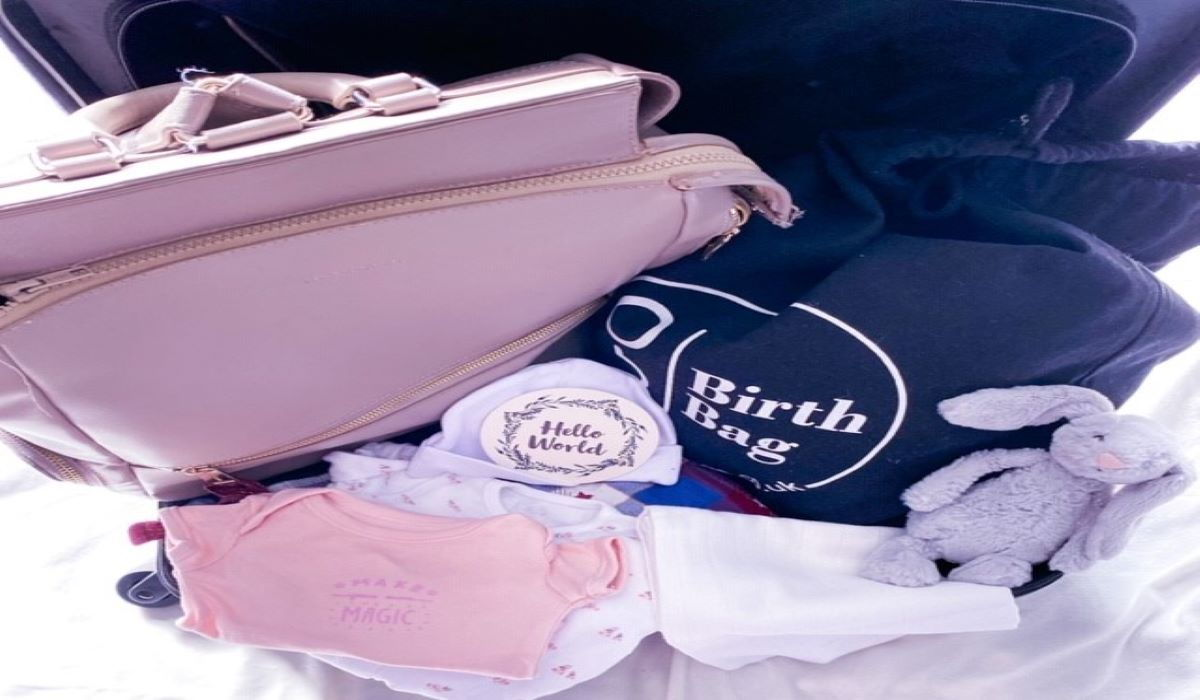 Packing my Hospital Bag for Baby #2